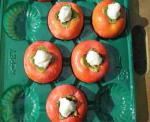 富有柿の保存